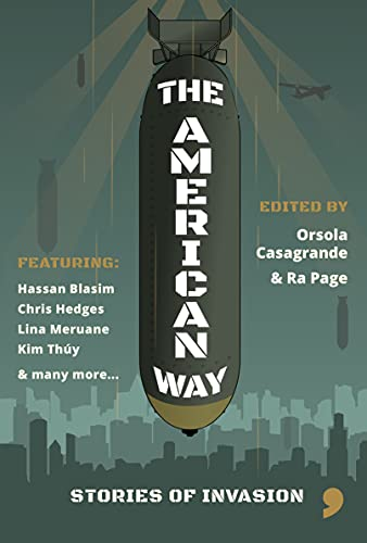 The American Way: Stories of Invasion (History-into-Fiction) (English Edition)