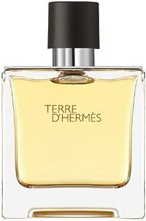 Terre D' Hermes By Hermes For Men. Parfum Spray 2.5 Oz / 75 Ml