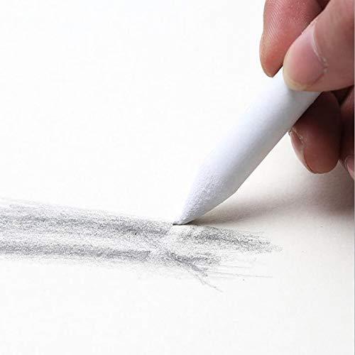 HAOXUEI potlood 3 stuks stompe schets duurzame kunst tekening gereedschap pastel nieuwe mengen Smudge 1 exemplaar