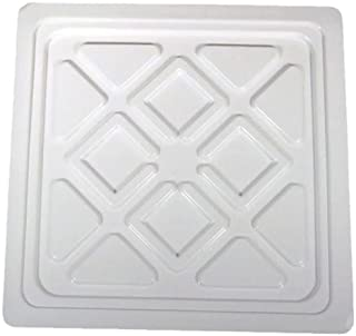Camco 45651 Insulated Dual Vent Cover, White