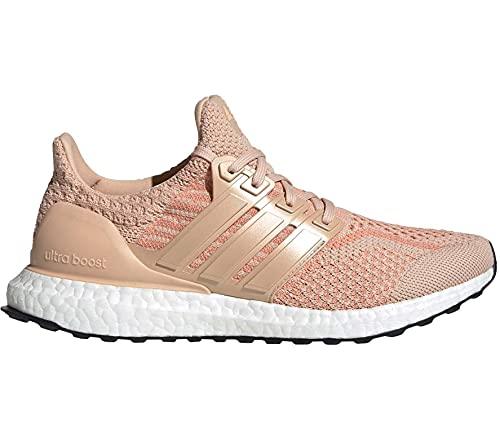 adidas Ultraboost 5.0 DNA W, Zapatillas para Correr Mujer, Halo Blush Halo Blush Ambient Blush, 40 EU