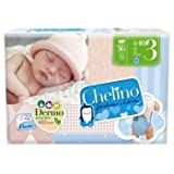 Pañal Chelino Fashion & Love Talla 3 36 uds.