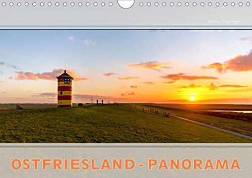 Ostfriesland-Panorama (Wandkalender 2021 DIN A4 quer)