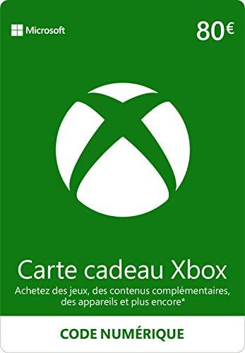 Crédit Xbox Live de 80 EUR [Code Digital - Xbox Live]