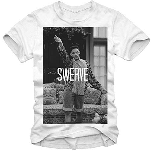 E1SYNDICATE T-Shirt Fresh Prince van BEL AIR Will Smith Swag DOPE