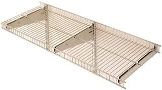Rubbermaid FastTrack Garage Storage System Wire Mesh Shelf, 16
