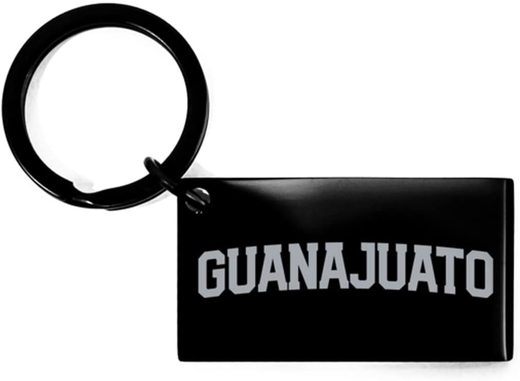 Guanajuato Mexico Mexican Mom Dad Latino Latina Keychain, Cool Key Chain, Unique Birthday, Funny