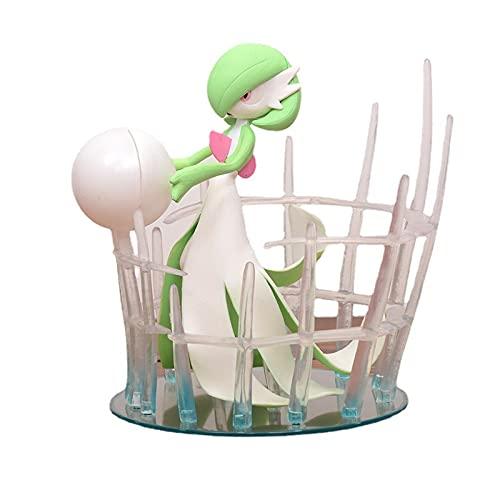 XJXJ-Pokemon Elf Xanadu Queen's Moves Gallery Moon Power Model Doll Figura decorativa en caja-14 cm (5.5 pulgadas) Modelo de PVC, Modelo de muñeca de juguete de regalo, Regalo de cumpleaños