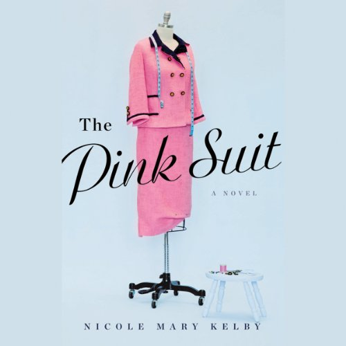 The Pink Suit audiobook cover art