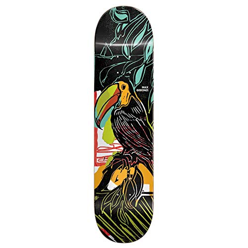 Almost for The Birds Impact Light Skateboard Deck 8 inch Max Geronzi