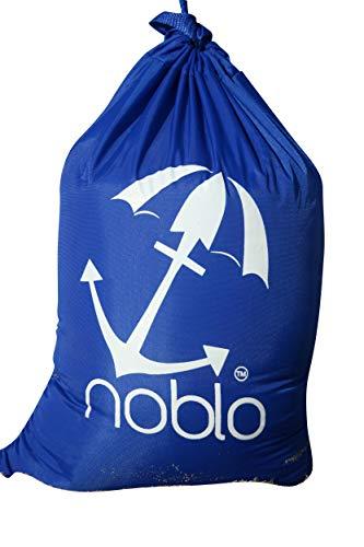 Noblo Umbrella Buddy-Simple Beach Shade Umbrella Anchor (blue)