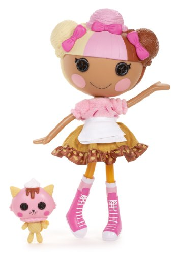 Lalaloopsy Scoops Waffle Cone Doll