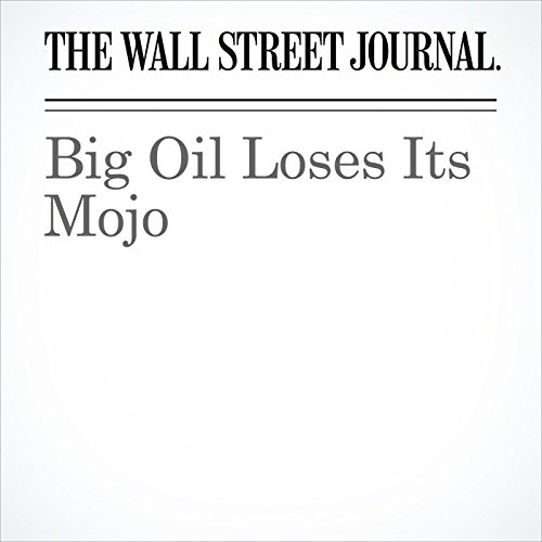 Big Oil Loses Its Mojo copertina