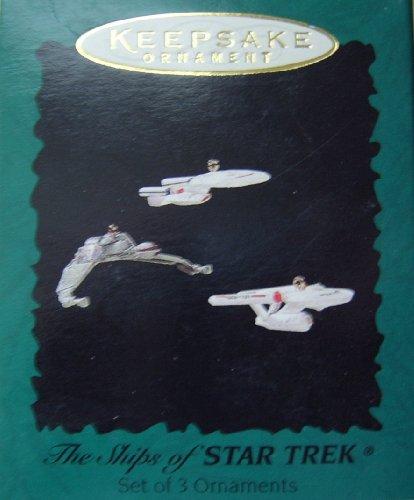 Star Trek ~ The Ships of Star Trek