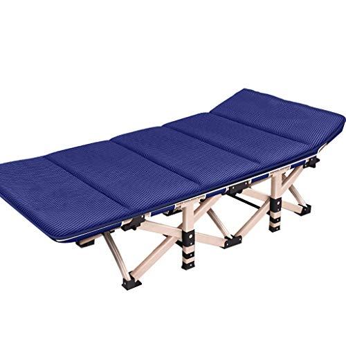 Chaises longues Lit de repos inclinables Chaise de relaxation Piscine Zero Gravity Chaise longue pliante Réglable Patio Camping Plage (Couleur : Chair+cushion a)