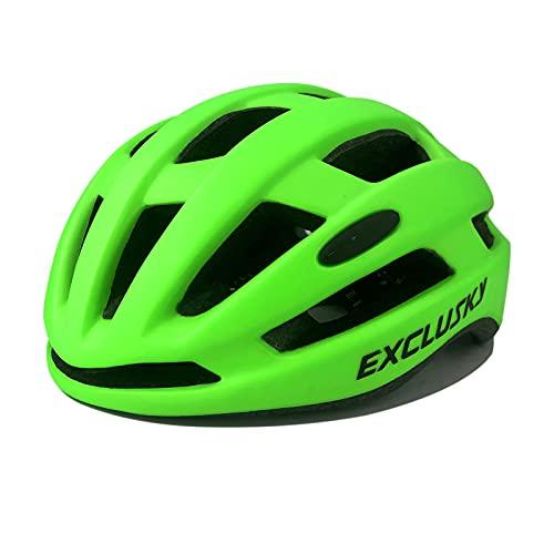 Zeroall Casco de Bicicleta Adulto Súper Ligero 56-61cm Tamaño Ajustable Casco de...