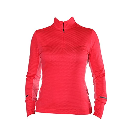 adidas Damen Xperior Active Shirt, Ray Red, 36
