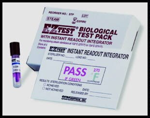 Review Of EZTest Instant Readout Biological Test Pack ()