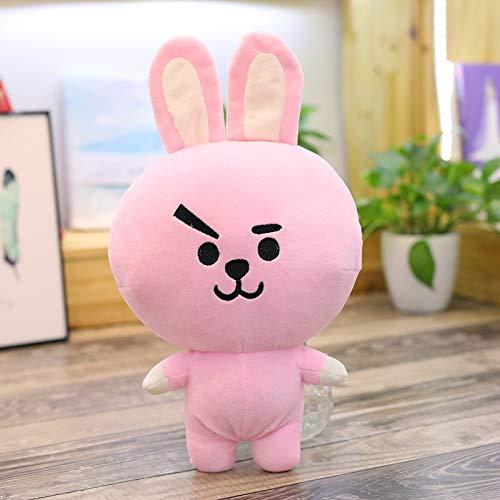 Peluches 25cm Juguetes de Peluche Adorable Animal Relleno muñeca Kawaii Anime Juguetes de Peluche Perro Conejo Koala Caballo Regalo de Felpa para niña