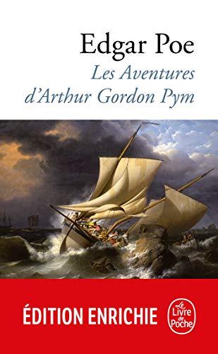 Les Aventures de Gordon Pym (Classiques t. 21033)