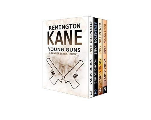 Young Guns Box Set - Books 1-4: A Tanner Series (Young Gun Box Sets Book 1) (English Edition)
