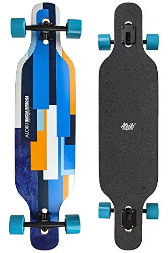Aloiki Longboards Yakarta Longboard Komplettboard 40