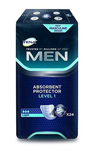 TENA for Men Level 1 - 3 Packs of 24 by Tena