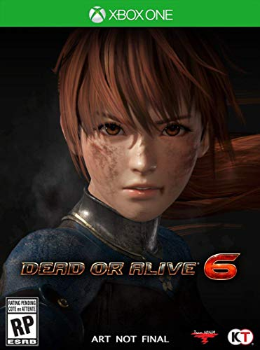 Dead or Alive 6 for Xbox One [USA]
