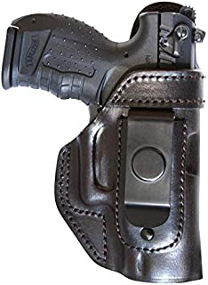 Holster for Tokarev M57 - IWB Leather Holster with Clip, No Thumb Break - Old-World Craftsmanship (20N)