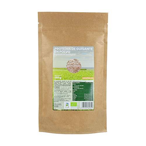 Proteína de Guisante en Polvo Bio 250 g