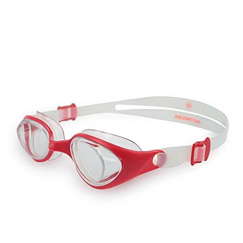 Barracuda Future JR Zwembril voor kinderen en jongeren 7-15 met 100% UV-bescherming, anti-condens-coating, waterdicht, van huidvriendelijke kunststof inclusief gratis etui #73155
