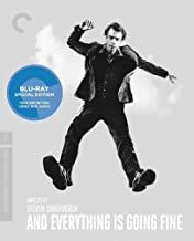 And Everything is Going Fine (The Criterion Collection) [Blu-ray] by Criterion Collection by Steven Soderbergh