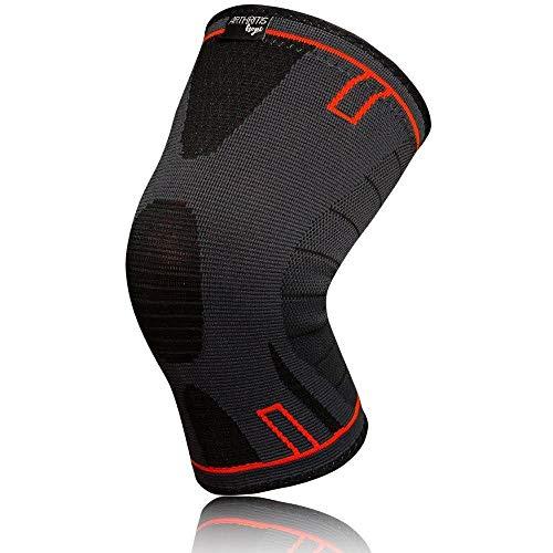 ArthritisHope Knee Brace (5XL) - Knee Compression Sleeve for Knee Pain, Running, Weightlifting, Arthritis, Osteoarthritis , Rheumatism, Sports, Gym, ACL (Men and Women)