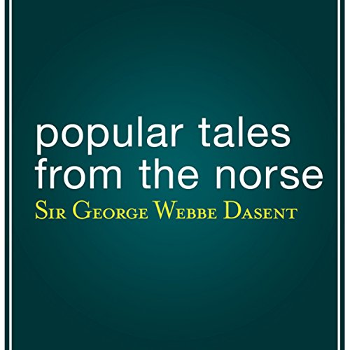 Popular Tales from the Norse audiobook cover art