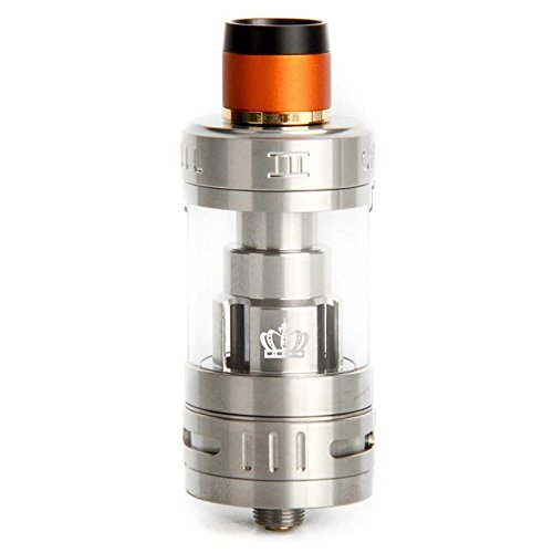 ORIGINAL UWELL Crown 3 Sub Ohm Tank Atomizer Clearomizer Matt Schwarz