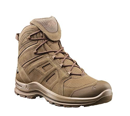 Haix Black Eagle Athletic 2.0 V GTX mid/Coyote Modernes Veloursleder kombiniert mit Gore-TEX. 39