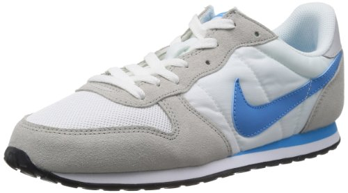 Nike Air Max 1, Herren Gymnastikschuhe, Weiß (White/Tour Yellow/Blue Recall 105), 47.5 EU