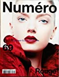 NUMERO [No 69] du 01/12/2005 - LA MODE - TOM FORD - CINEMA - POUPEE SHU QI - JEAN-PAUL GOUDE - LE LOUVRE VU PAR CANDIDA HOFER