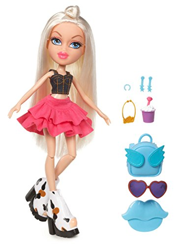 Bratz Hello My Name Is Doll-Cloe