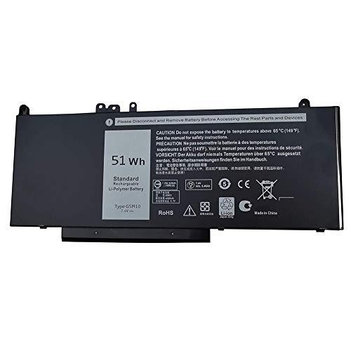 XITAI 7.4V 51Wh G5M10 8V5GX R9XM9 WYJC2 1KY05 Ersatz Laptop Akku für Dell Latitude E5450 E5550 Notebook 15.6