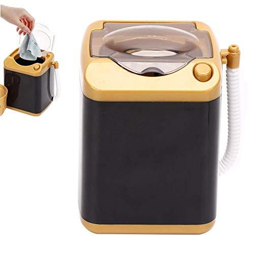 Mini lavatrice elettrica per spazzole per il trucco con...