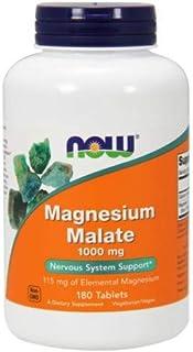 Magnesium Malate (1000mg) 180 tabs