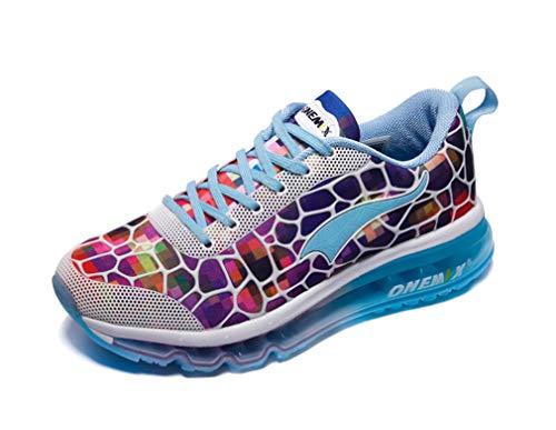 Dilize-OneMix - Zapatillas de Running de competición Adultos Unisex, Color, Talla 36