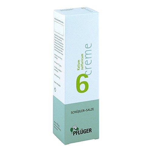 Biochemie Pfl�ger 6 Kalium Sulfur. Creme, 75 g