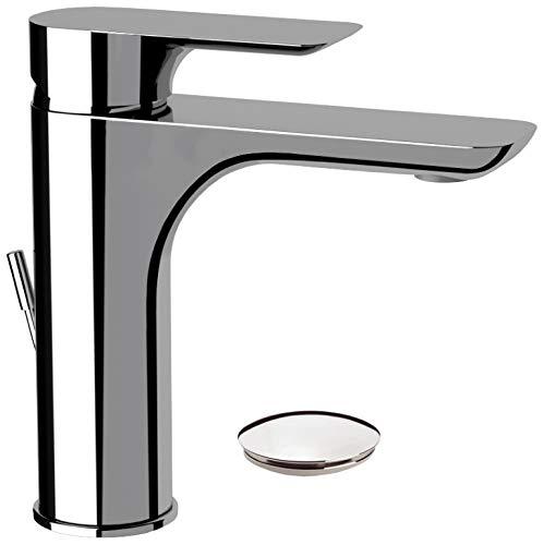 Rubinetto lavabo con scarico - Serie Infinity