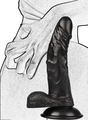 DS4-BD-02-3 8 Pouces De Grande Taille Matériel De Silicone De Corps Féminin Relax Article