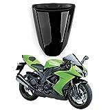 TengChang Motos trasera estribera Reposapi/és conjunto Para Kawasaki NINJA ZX-6R 1998 1999 2000 2001 2002 2003 2004 2005 2006 2007 2008 2009 2010 2011 2012 2013 ZX10R 04-13 ZX-9R 98-03 ZX12R 00-06 negro