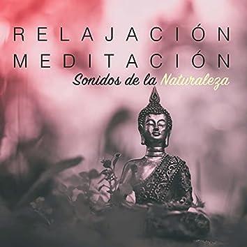 Relajación y Meditación: Sonidos de la Naturaleza & Dulces Sueños con Música Relajante para Sanar el Alma