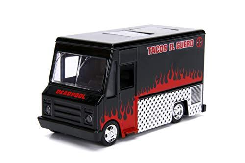 1:32 Deadpool Truck- Black