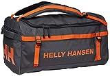Helly Hansen Classic Duffel Borsa da Viaggio, Sportiva Impermeabile Unisex – Adulto, Ebony, 50L